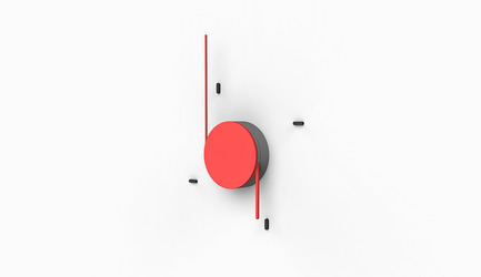 Press kit | 809-12 - Press release | Azure announces the winners of the fourth annual AZ Awards - Azure Magazine - Competition - Best Concept/Prototype: Line to Line Design: Tangent Clock, by Scott Sullivan<br>