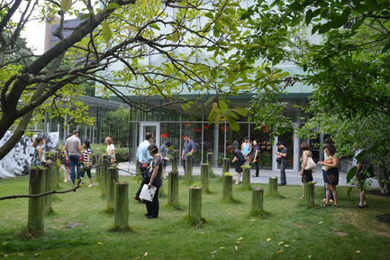 Press kit   837-06 - Press release   The International Garden Festival PresentsTiny Taxonomy at Chelsea Fringe in London - International Garden Festival / Reford Gardens - Event + Exhibition