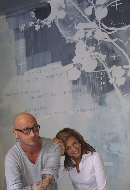 Press kit | 1074-05 - Press release | Mel et Kio creations at 2014 SIDIM - Inhoma Design - Product - Photo credit:         Mel et Kio studio le Prédeau