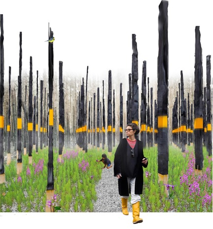 Press kit | 837-04 - Press release | The International Garden Festival announces the designers for its 15th edition - International Garden Festival / Reford Gardens - Event + Exhibition - Afterburn Civilian Projets États-Unis - United States