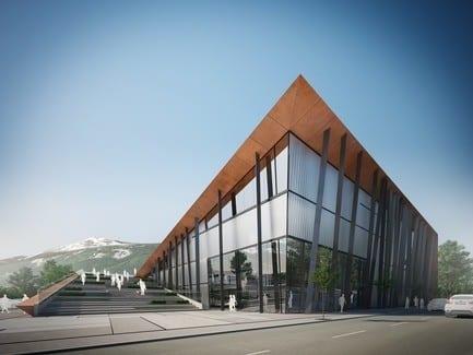 Press kit - Press release - Architecture School - STARH