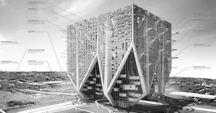 Press kit - Press release - Call for entries: 2016 Skyscraper Competition - eVolo Magazine