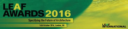 Press kit - Press release - LEAF Awards 2016 shortlist announced - Arena International Group