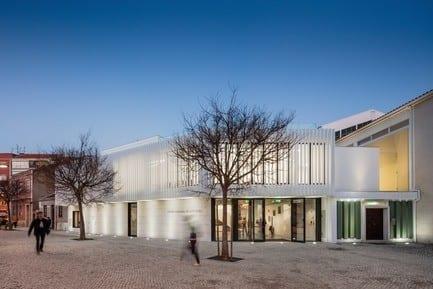 Press kit - Press release - Pastoral Center of Moscavide - Plano Humano Arquitectos
