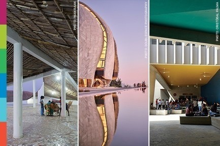 Press kit - Press release - Buildings in Peru, Senegal and Chile are finalists for the 2019 RAIC International Prize - Royal Architectural Institute of Canada