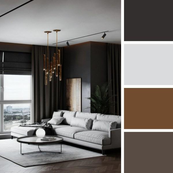 Almond Fog – Living Room