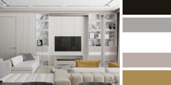 Apartment 176m – Living Room