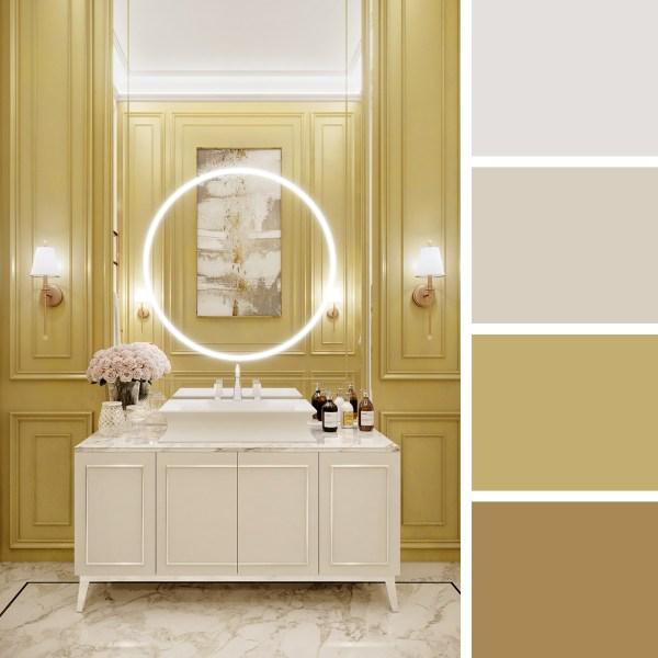 Apartment in Kiev – Bathroom