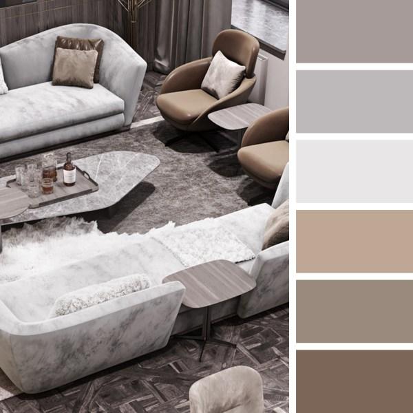 Elegance and Comfort – Living Room