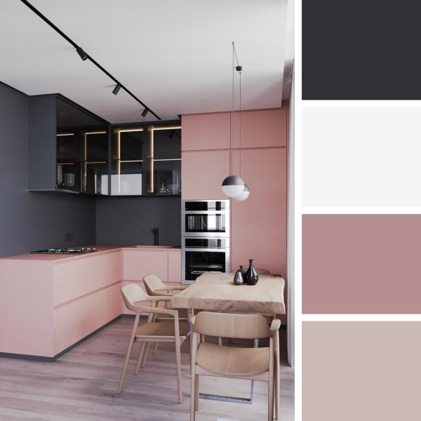 French Quarter Apartment – Kitchen