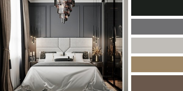 Modern Apartment – Bedroom