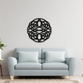 Celtic Knot Wall Decor From Wood, Wooden Wall Art Free Vector