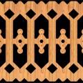 Decorative Baluster Railing 10 Pattern PDF File