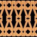 Decorative Baluster Railing 12 Pattern PDF File