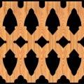 Decorative Baluster Railing 14 Pattern PDF File