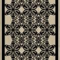Decorative Slotted Panel 114 Pattern PDF File
