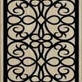 Decorative Slotted Panel 22 Pattern PDF File