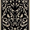 Decorative Slotted Panel 23 Pattern PDF File