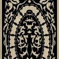 Decorative Slotted Panel 273 Pattern PDF File