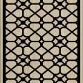 Decorative Slotted Panel 312 Pattern PDF File