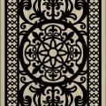 Decorative Slotted Panel 37 Pattern PDF File