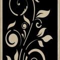 Decorative Slotted Panel 51 Pattern PDF File