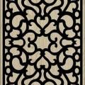 Decorative Slotted Panel 61 Pattern PDF File