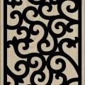 Decorative Slotted Panel 82 Pattern PDF File