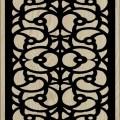 Decorative Slotted Panel 86 Pattern PDF File