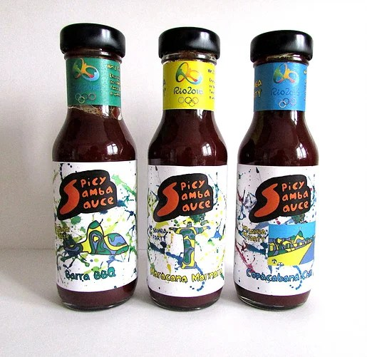 Project Showcase: Spicy Samba Sauce