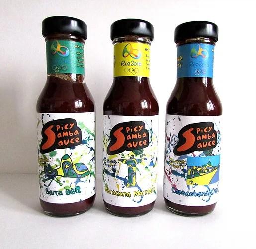 Spicy Samba Sauce
