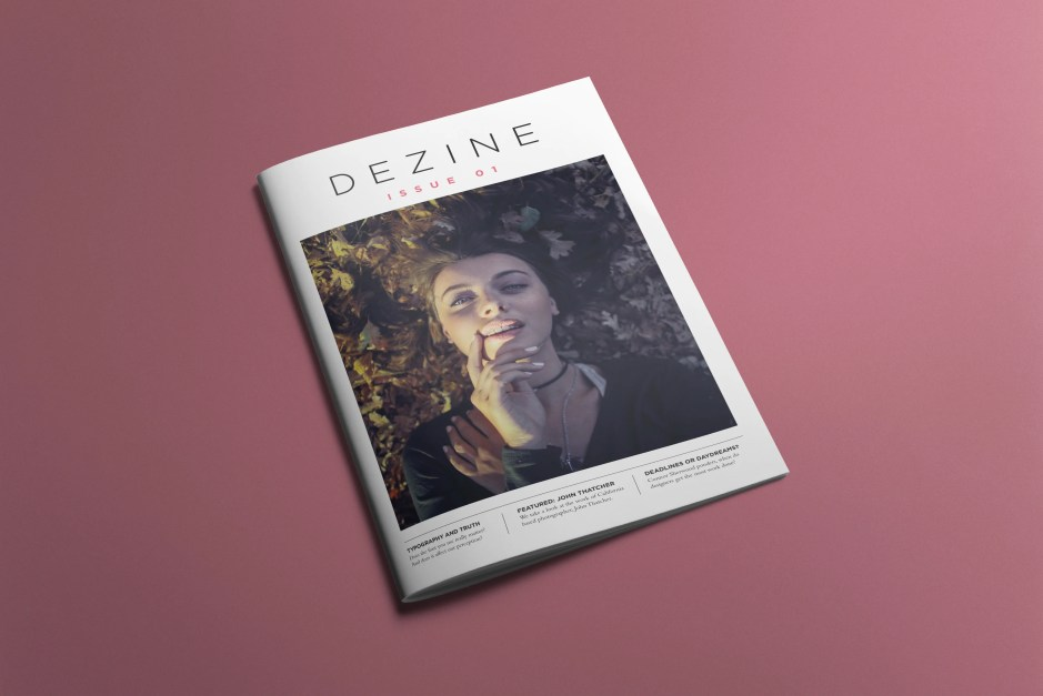 Issue 01 OUT NOW!
