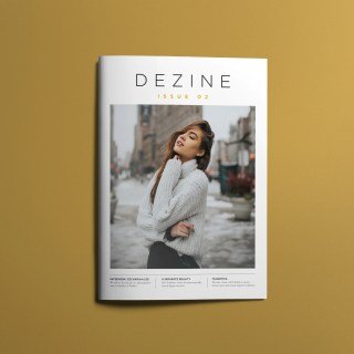 Issue 02 OUT NOW!