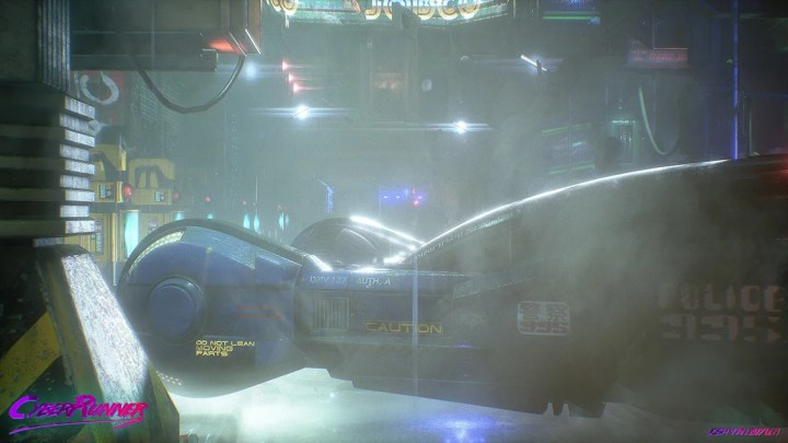 Combine the atmosphere of BladeRunner with the universe of Cyberpunk, and the brainchild of Josh Van Zuylen is born.