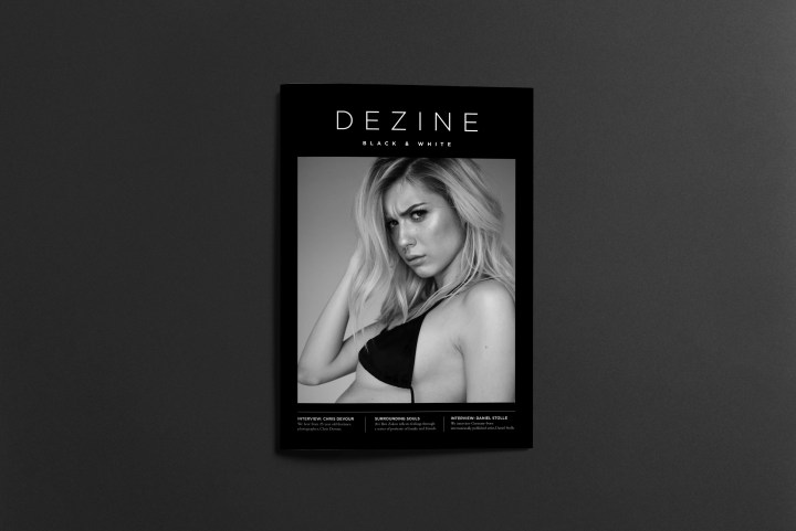 DEZINE Black & White – OUT NOW!