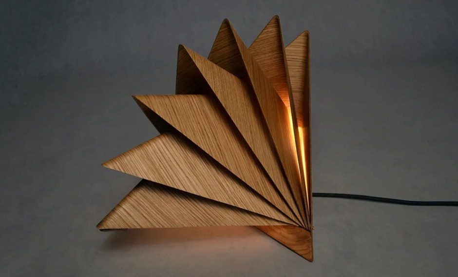 Wood and Light: A Survey of Contemporary Lighting Design