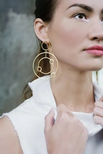 Elin Horgan Jewellery launches new space-inspired Supernova Collection