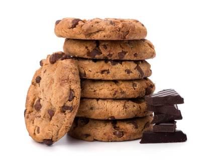 chocolate cookies 1