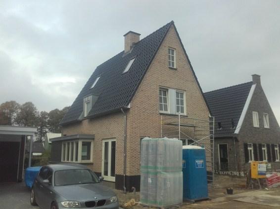 klein dakkapel met zinken-felsbanen