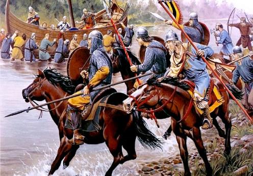 Declinul vikingilor