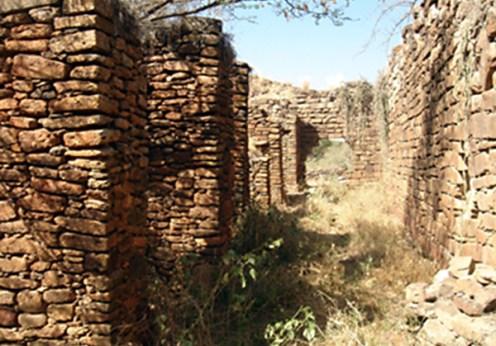 Descoperirea a trei cetăţi medievale musulmane în Etiopia