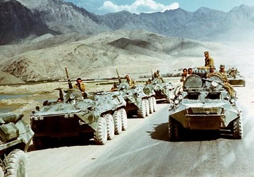Invazia sovietică în Afganistan