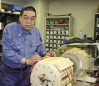 Motorul magnetic uluitor al lui Kohei Minato