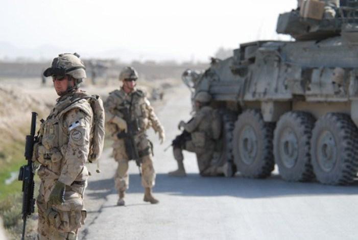 Mulţi soldaţi canadieni sunt stresaţi psihologic