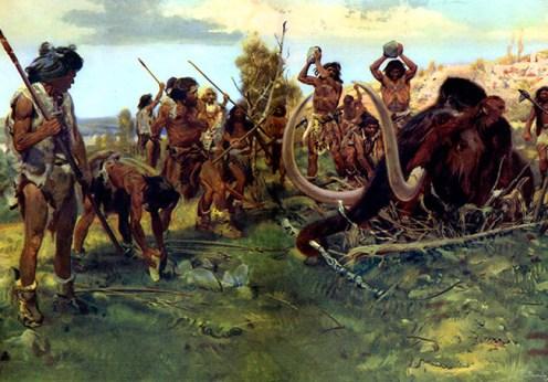 Urmele unei bătălii din preistorie descoperite în Danemarca