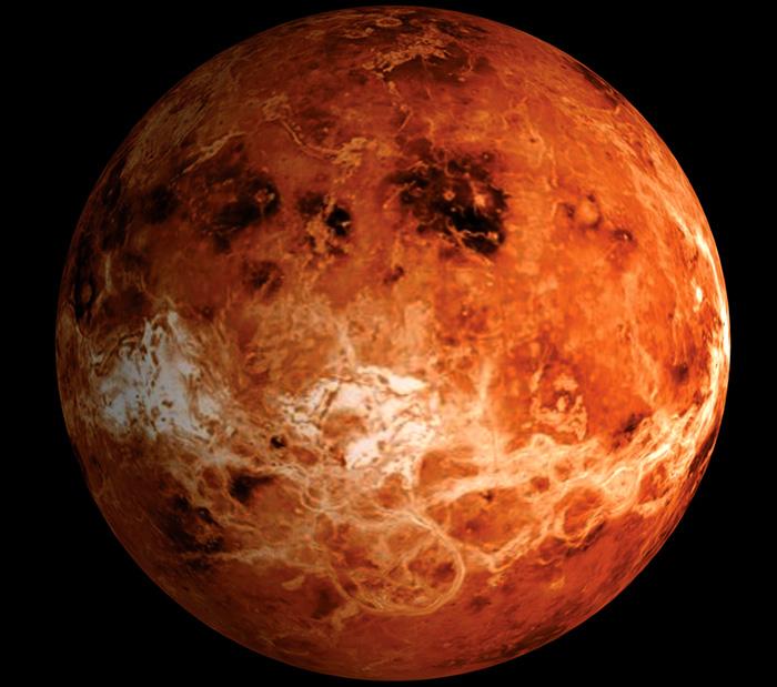 Civilizație pe planeta Venus