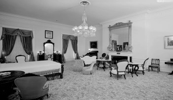 Dormitorul bântuit al lui Lincoln (1)