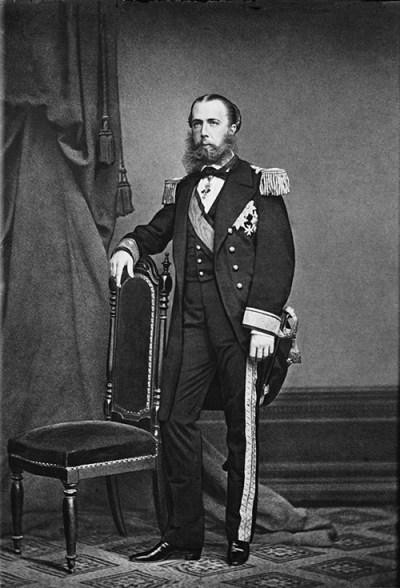 Un român în slujba împăratului Maximilian, în Mexic