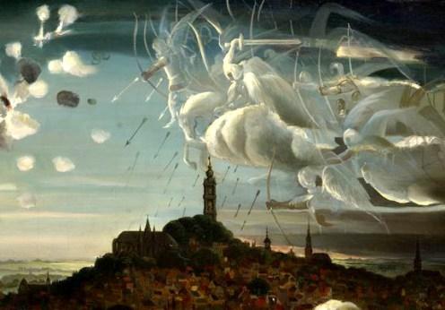Legenda Îngerilor din Mons