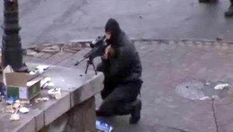 Cine sunt lenetiştii care au tras pe Maidan la Kiev